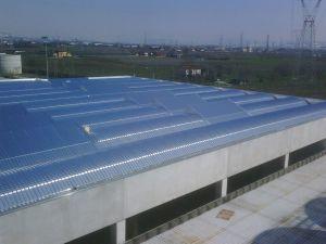 coperture edifici industriali