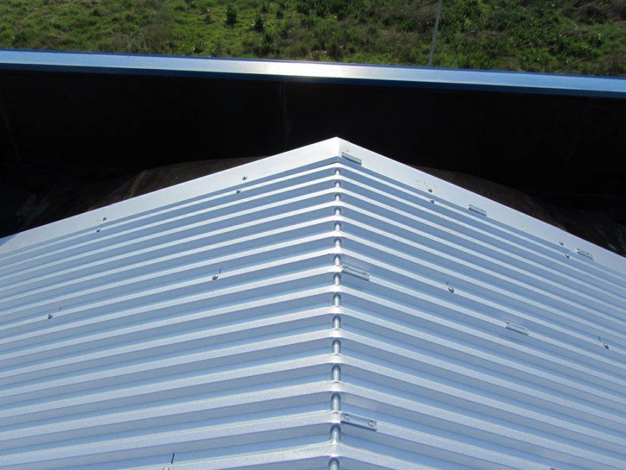 costruzione tetti industriali
